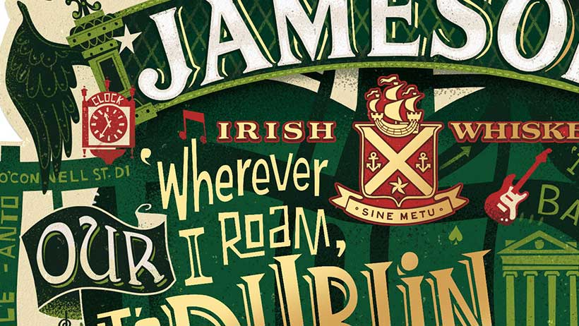 Jameson Limited Edition Label