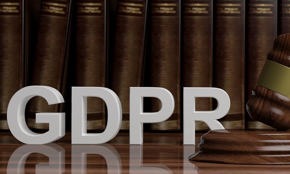 GDPR is still a headline item