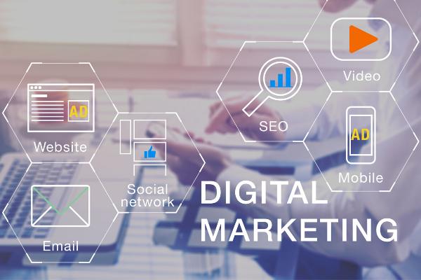 digital marketing programme