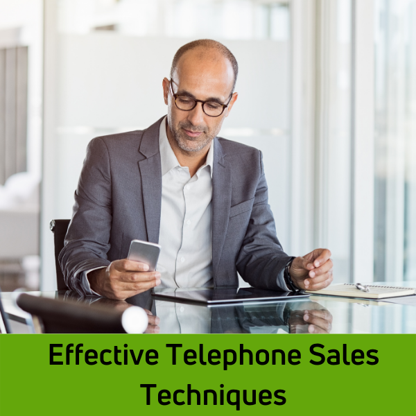 Effective Telephone Sales Techniques