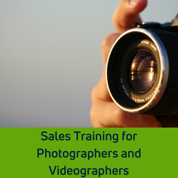 sales course for photographers