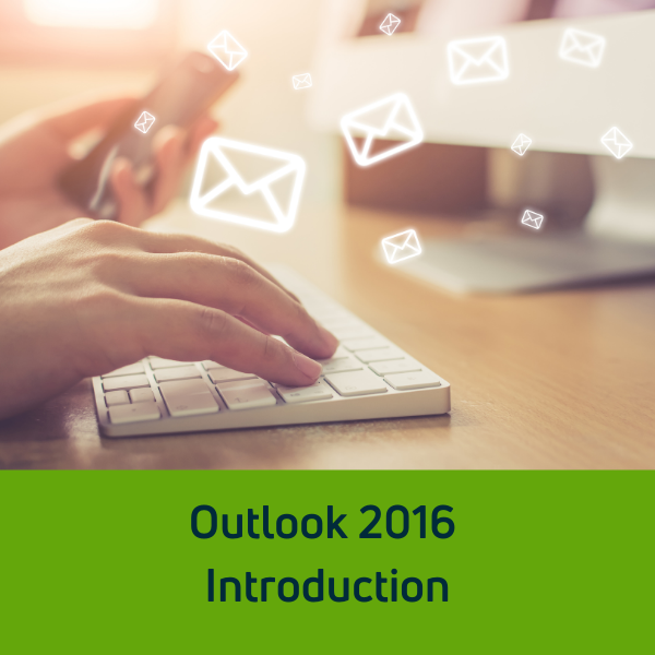 outlook 2016 introduction